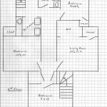 Floor Plan 1207 S. State St. 2nd Floor