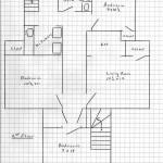 Floor Plan 1207 S. State St. 2nd Floor
